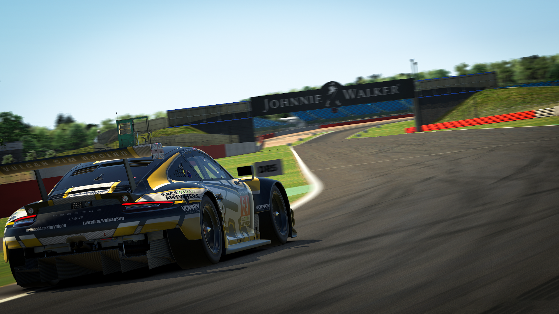 Vulcan Sim Racing Weekly: Edition #13 – No Time to Rest