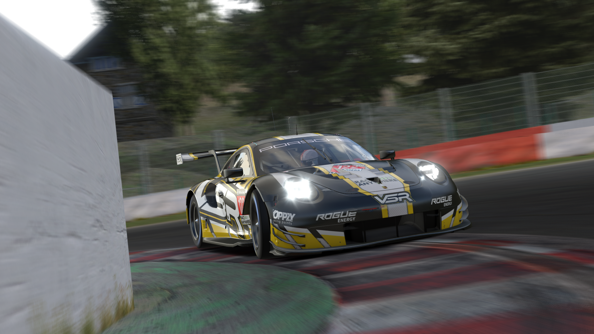 Vulcan Sim Racing Weekly: Edition #14 – Pushed For Luck